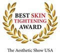 Best Skin Tightening Award winner
