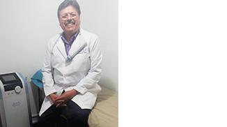 Dr. Juan Flores sobre la terapia de Ondas de Choque BTL