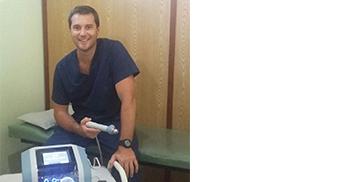 Alberto Dalmolin licenciado en fisioterapia