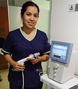 Dr. Dulce María Reyes sobre la terapia Ondas de Choque BTL