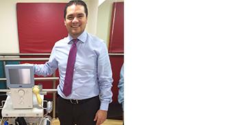 Dr. Samuel Sebastián Castañón sobre la terapia de Ondas de Choque BTL
