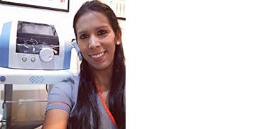 Dr. Stephanie Arias sobre la terapia de Ondas de Choque BTL