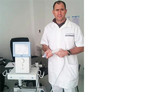 Dr. Augusto Méndez Sanchez sobre la terapia de Ondas de Choque BTL