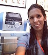 Dr. Stephanie Arias sobre la terapia Ondas de Choque BTL
