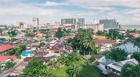 Indoneasia_Balikpapan_city