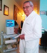 Dr. J. Guadalupe Vega Villagómez sobre la terapia Ondas de Choque BTL