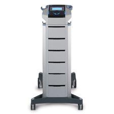 BTL-4000_Premium_on_trolley_with_holder_for_laser_magnetotherapy