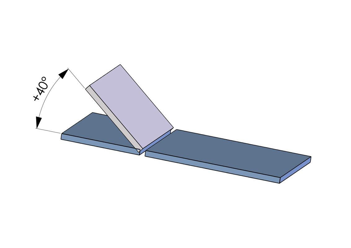 Standard Couch Length Btl 1300 Bobath 2 Section Btl Corporate